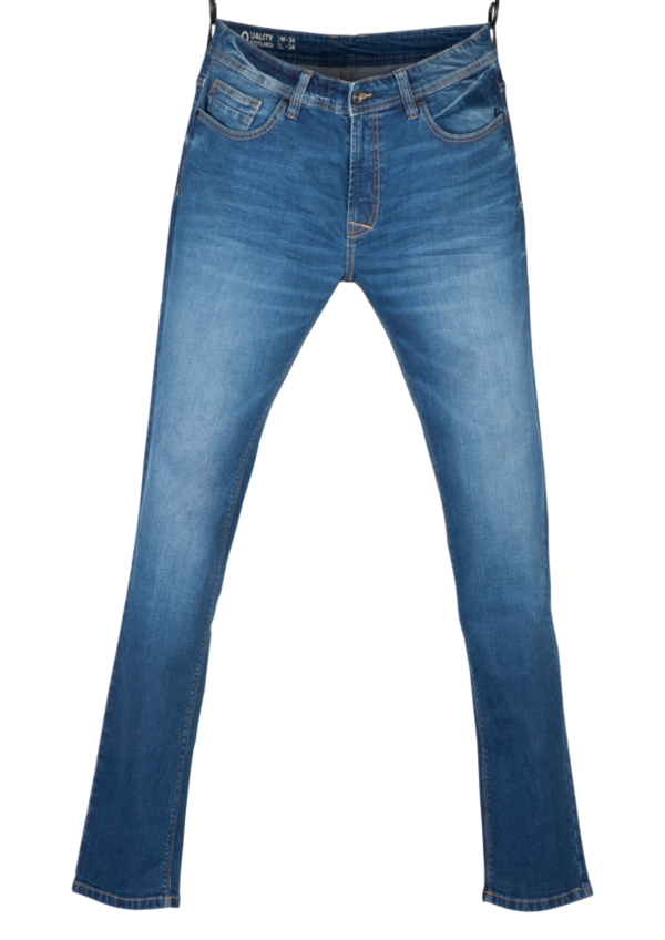 Adam Mid Blue denim