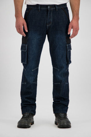 247 Jeans GRIZZLY D30 DARK BLUE