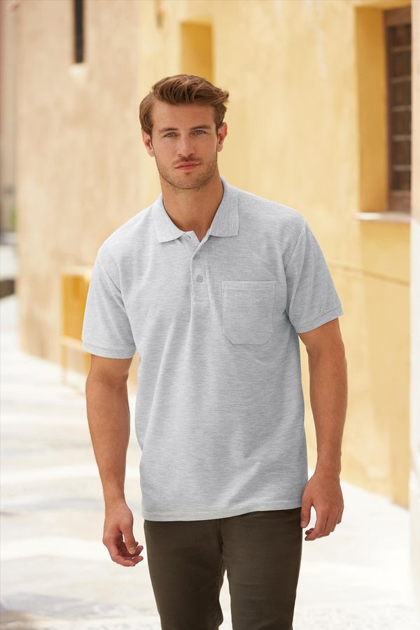 65/35 POCKET POLO 633080