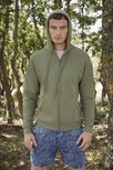 CLASSIC HOODED SWEAT JACKET 620620